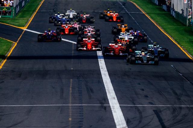 GP Australia - Ferrari (1)