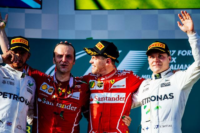 GP Australia - Ferrari (4)