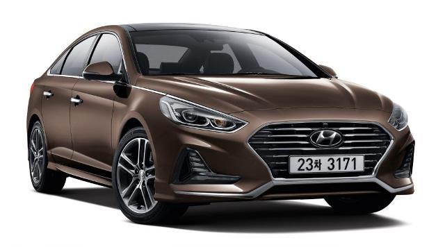Hyundai Sonata - Corea del Sur (2)