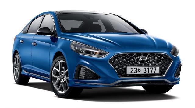 Hyundai Sonata - Corea del Sur (3)
