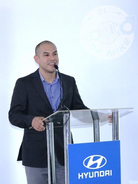 Presentación del Hyundai Grand i10 2018 / Foto: Miguel Angel Rivadeneyra