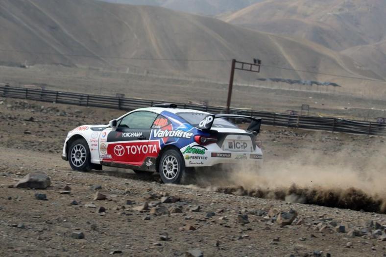 Lucho Alayza - Rally Stage ACP (2)