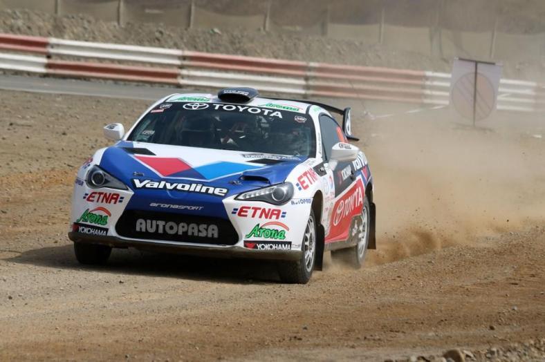 Lucho Alayza - Rally Stage ACP (3)