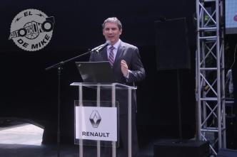 Presentación de la nueva Renault Captur / Foto: Miguel Angel Rivadeneyra