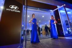 Presentación del nuevo Salón de ventas de Hyundai Autocam / Foto: Prensa Hyundai