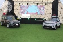 La quinta generación de la Land Rover Discovery / Foto: Miguel Angel Rivadeneyra