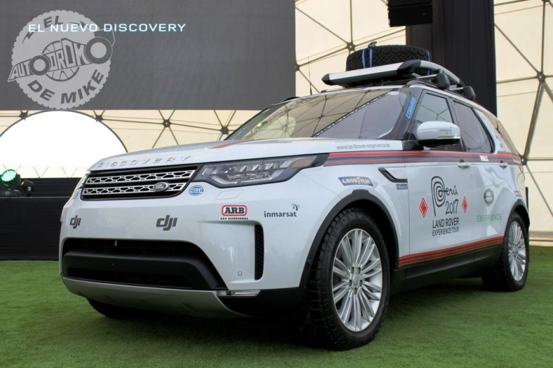 Land Rover Discovery 2018 (2)