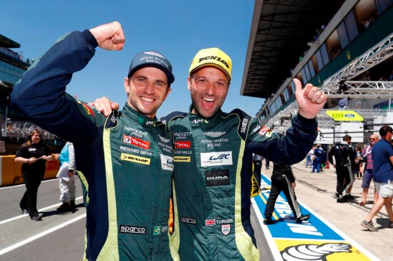 Aston Martin y Total - 24 Le Mans (2)