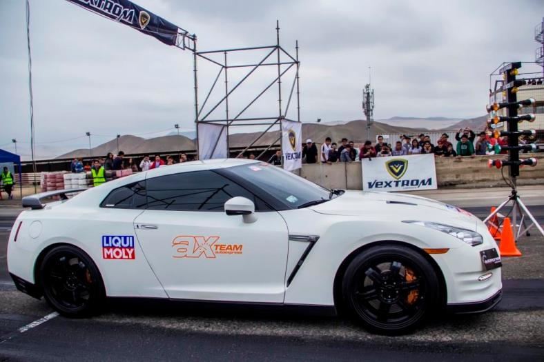 Piques Legales Vextrom - Nissan GT-R