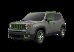 Jeep Renegade Amazon Ash / Foto: Prensa Jeep