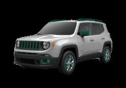 Jeep Renegade Aqua Bush / Foto: Prensa Jeep