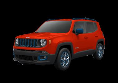 Jeep Renegade Blue Hell / Foto: Prensa Jeep
