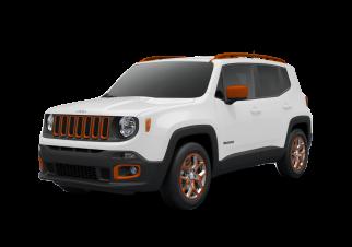 Jeep Renegade Citrus Core / Foto: Prensa Jeep