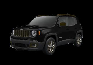 Jeep Renegade Golden Shade / Foto: Prensa Jeep