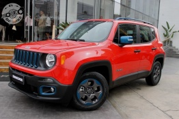 Presentación de la Jeep Renegade / Foto: Miguel Angel Rivadeneyra