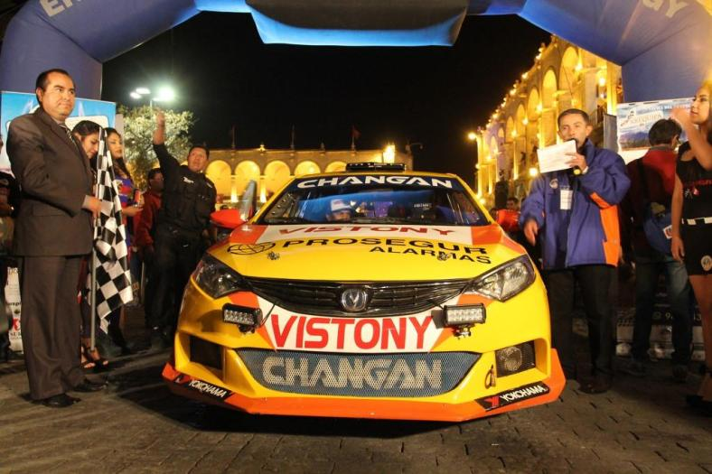 Mario Hart - Rally Arequipa 01