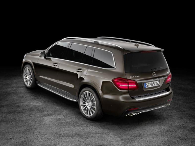 Mercedes-Benz GLS 400 (2)