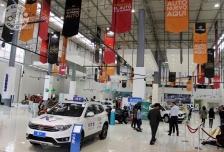 Expo Plaza Motor en Mega Plaza / Foto: Miguel Angel Rivadeneyra
