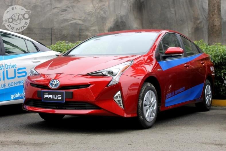 Toyota Prius 2017 (31)