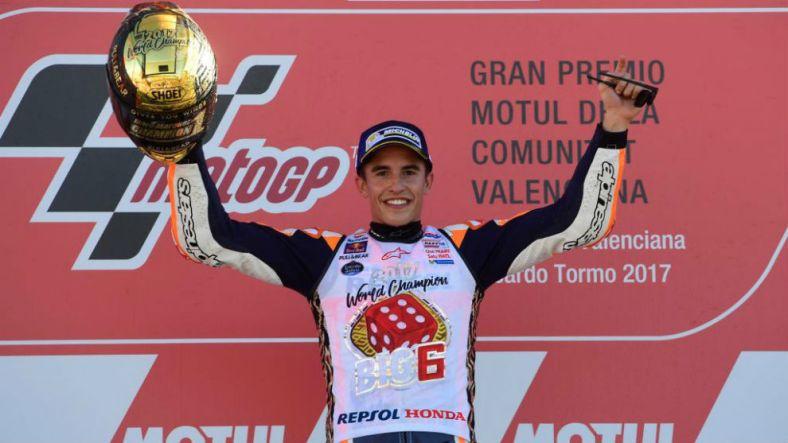 Marc Marquez - Campeon Moto GP (1)