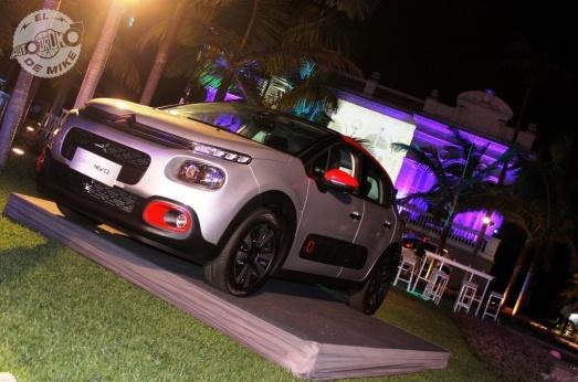 Presentación del Nuevo Citroën C3 / Foto: Miguel Angel Rivadeneyra