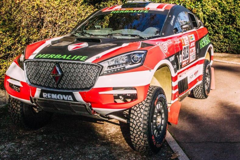 Nicolas Fuchs - Rally Dakar 2018 (2)
