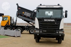 Scania Heavy Tipper (10)