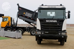 Scania Heavy Tipper (10)