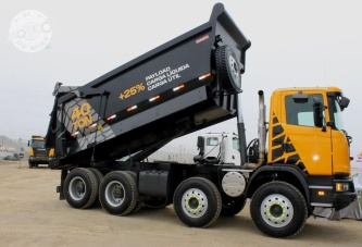 Scania Heavy Tipper (4)