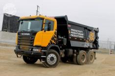 Scania Heavy Tipper (5)