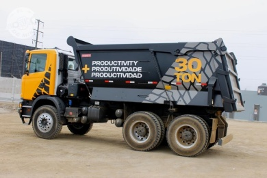 Scania Heavy Tipper (9)