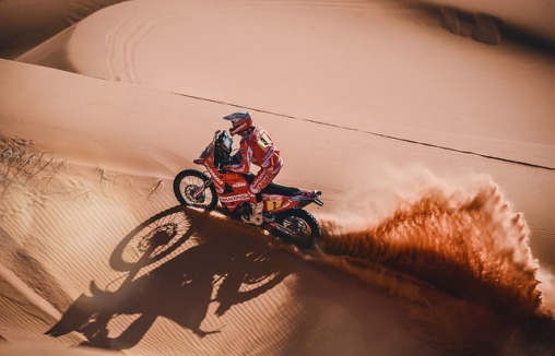 Dakar 2018 - Himoinsa Racing Team (7)
