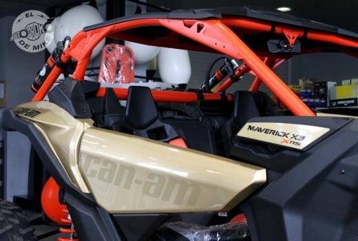Dakar 2018 - Team CanAm (10)