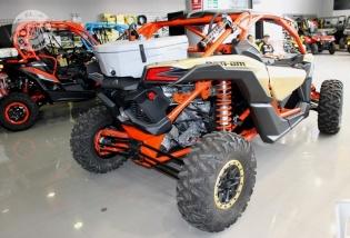 Dakar 2018 - Team CanAm (13)