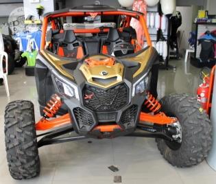 Dakar 2018 - Team CanAm (17)