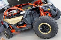 Dakar 2018 - Team CanAm (6)