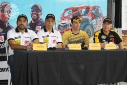 Dakar 2018 - Team CanAm (7)