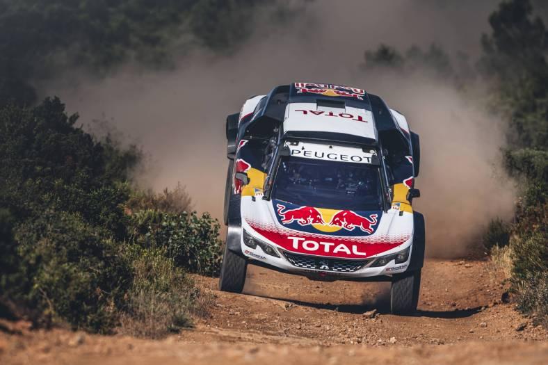 Dakar 2018 - Team Pugeot Total (2)