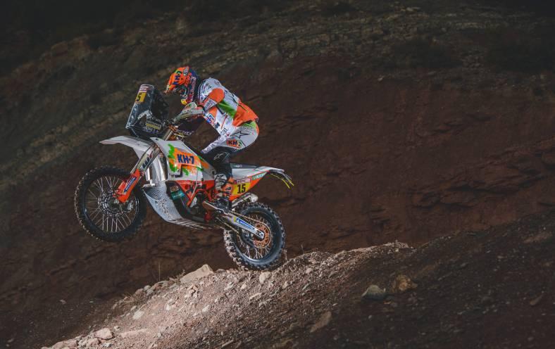 Laila Sanz - Dakar 2018 (2)