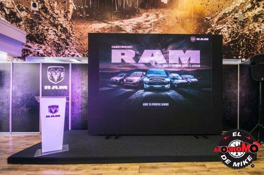 Ram Perú presentó su nueva estretegía comercial / Foto: El Autódromo de Mike