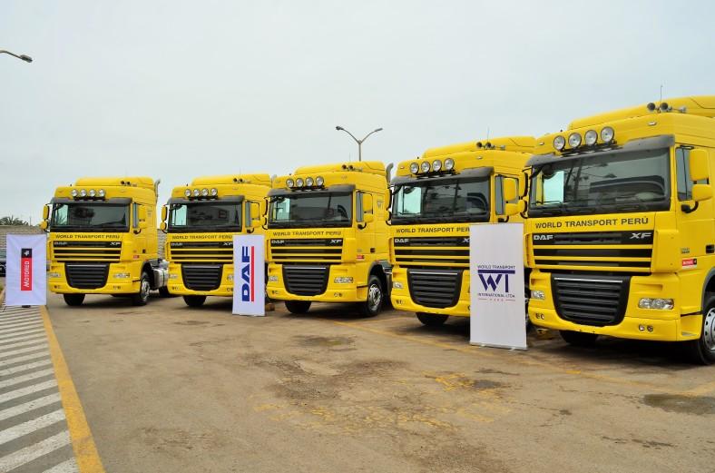 DAF y World Transport International (1)