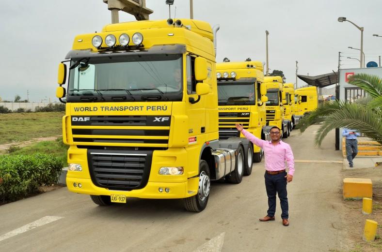 DAF y World Transport International (3)