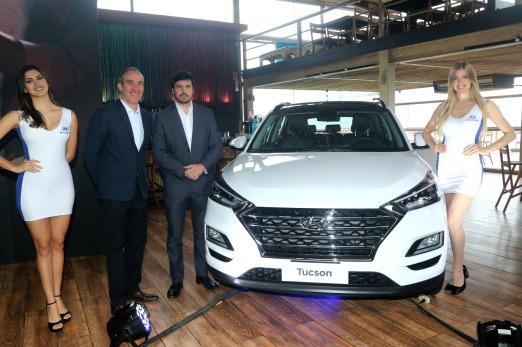 Presentación de la New Hyundai Tucson 2019 / Foto: Prensa Hyundai