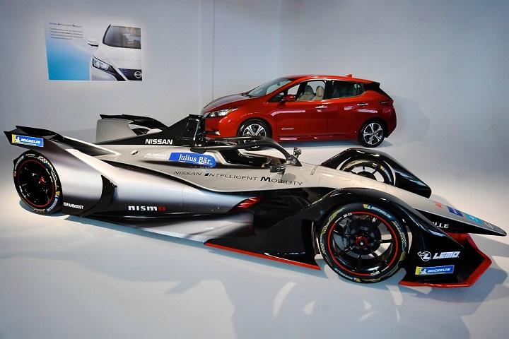Nissan inicia la cuenta regresiva para su debut en la Fórmula E