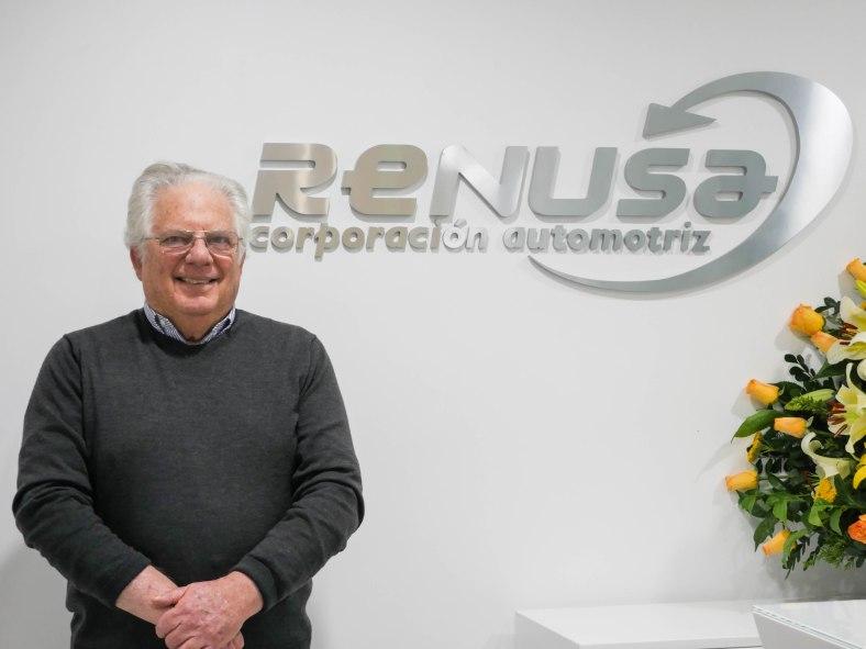 RENUSA 50 AÑOS Leon Wolfenzon
